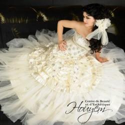 السيدة هويم زينن-فستان الزفاف-مدينة تونس-1