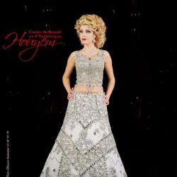 السيدة هويم زينن-فستان الزفاف-مدينة تونس-5