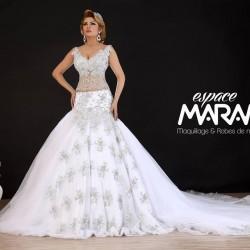 صالة مرام-فستان الزفاف-مدينة تونس-5