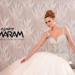 صالة مرام-فستان الزفاف-مدينة تونس-3