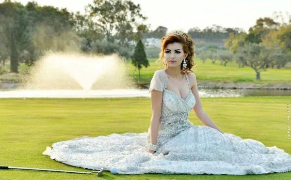 تيج - فستان الزفاف - سوسة