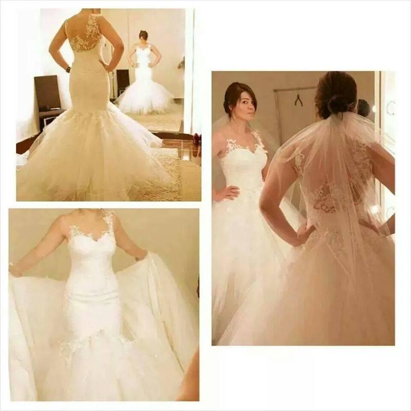 ليس اند جريس - فستان الزفاف - القاهرة