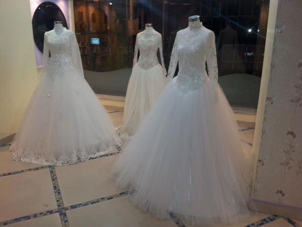 نايل برينسيس لفساتين الاعراس - فستان الزفاف - الاسكندرية