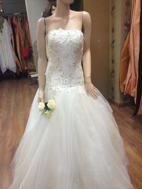 زمرد لفساتين الافراح - فستان الزفاف - القاهرة