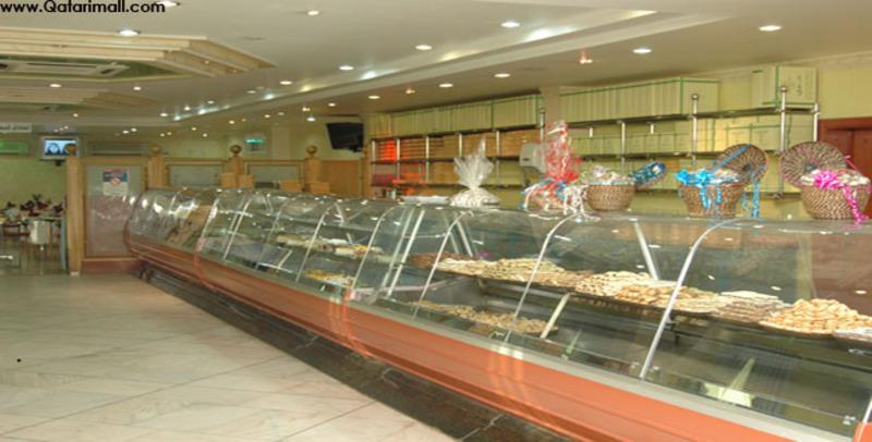 حلويات ومطاعم جبري - بوفيه مفتوح وضيافة - الدوحة