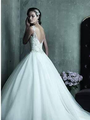 اورجانزا لفساتين الافراح - فستان الزفاف - الاسكندرية