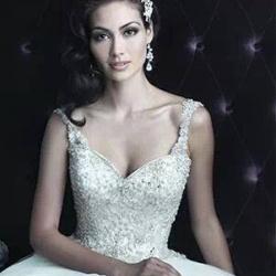 اورجانزا لفساتين الافراح-فستان الزفاف-الاسكندرية-2