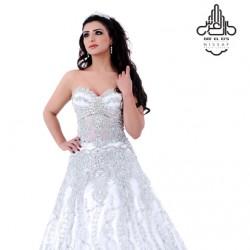 دار الارس-فستان الزفاف-مدينة تونس-4