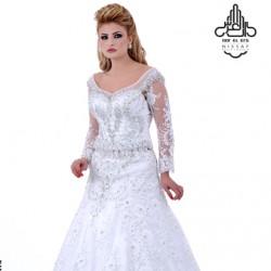 دار الارس-فستان الزفاف-مدينة تونس-6