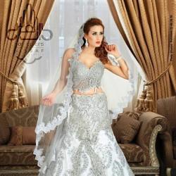 دار الارس-فستان الزفاف-مدينة تونس-2