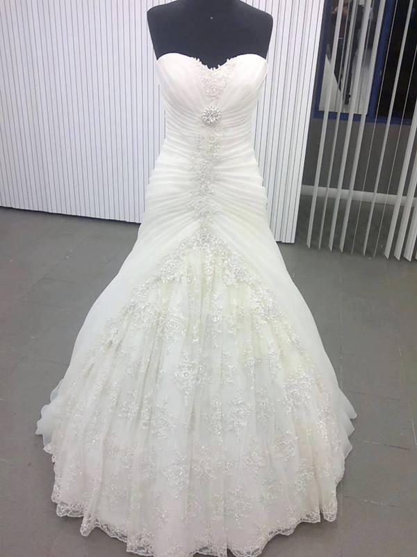 بارادايس لفساتين الافراح - فستان الزفاف - القاهرة