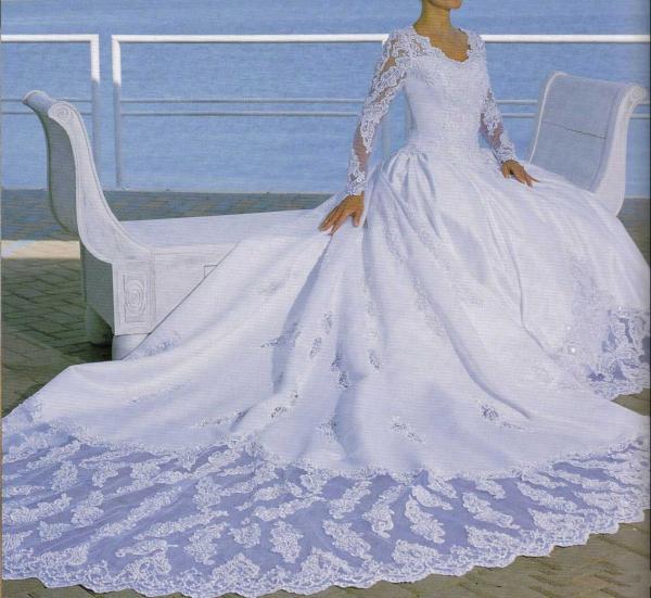 ستار ماريس - فستان الزفاف - سوسة