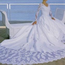 ستار ماريس-فستان الزفاف-سوسة-1