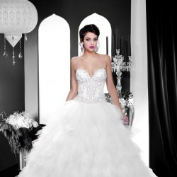 ستار ماريس-فستان الزفاف-سوسة-2