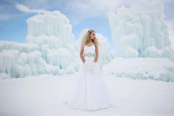 لا باريسيني - فستان الزفاف - سوسة