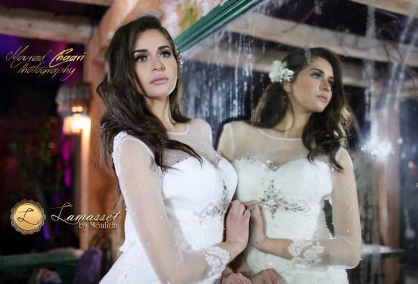 لامسات - فستان الزفاف - مدينة تونس