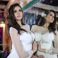 لامسات-فستان الزفاف-مدينة تونس-1