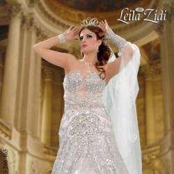 ليلى زيدي-فستان الزفاف-مدينة تونس-6