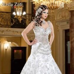 ليلى زيدي-فستان الزفاف-مدينة تونس-5