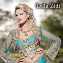 ليلى زيدي-فستان الزفاف-مدينة تونس-2