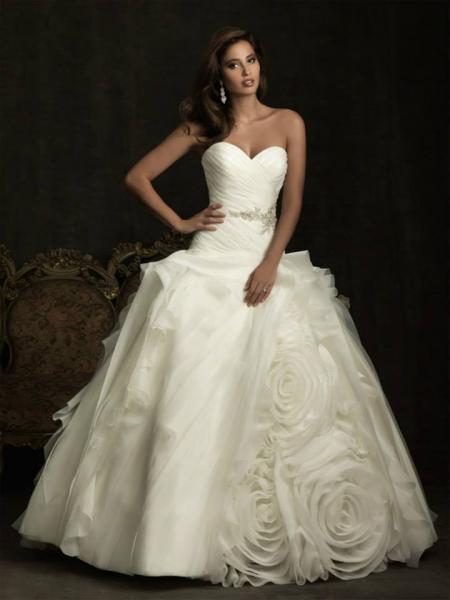 زغروطة لفساتين الافراح - فستان الزفاف - القاهرة