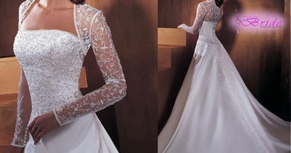 هير كوم ذا برايد - فستان الزفاف - القاهرة