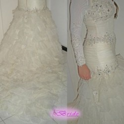 هير كوم ذا برايد-فستان الزفاف-القاهرة-2
