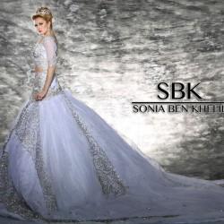 سونيا بن خليل-فستان الزفاف-مدينة تونس-2