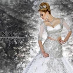 سونيا بن خليل-فستان الزفاف-مدينة تونس-1