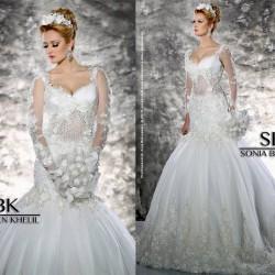 سونيا بن خليل-فستان الزفاف-مدينة تونس-4