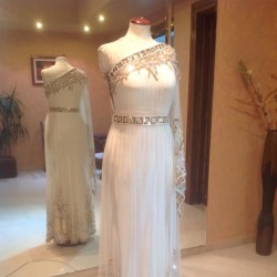 Mizou Haute Couture-Robe de mariée-Tunis-2