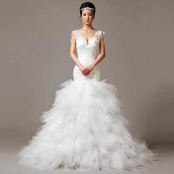 تي بي لفساتين الافراح - فستان الزفاف - القاهرة