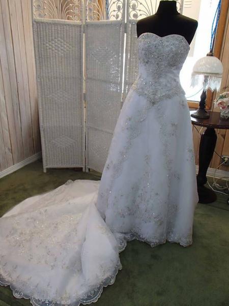 دريم لفساتين الافراح - فستان الزفاف - الاسكندرية