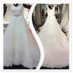 دريم لفساتين الافراح-فستان الزفاف-الاسكندرية-3