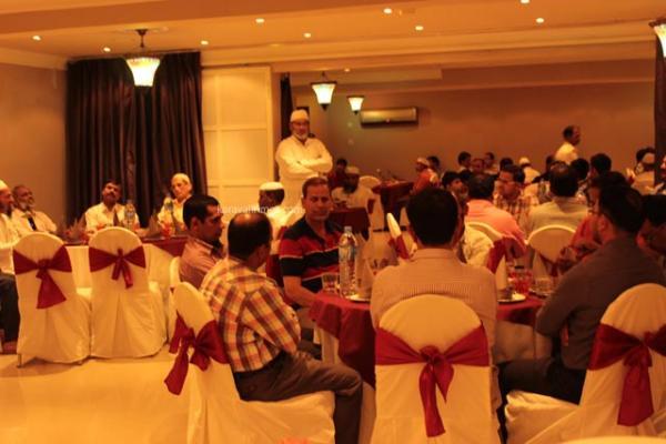 مطعم مازا - بوفيه مفتوح وضيافة - الدوحة
