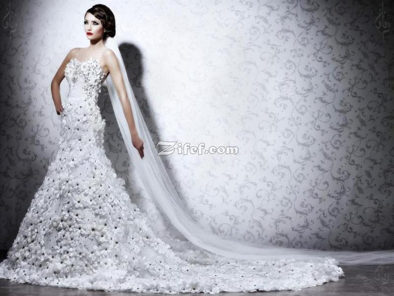 دار سارة للأزياء - فستان الزفاف - مدينة تونس