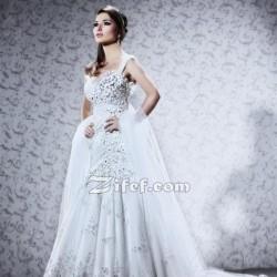 دار سارة للأزياء-فستان الزفاف-مدينة تونس-2