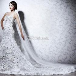 دار سارة للأزياء-فستان الزفاف-مدينة تونس-1