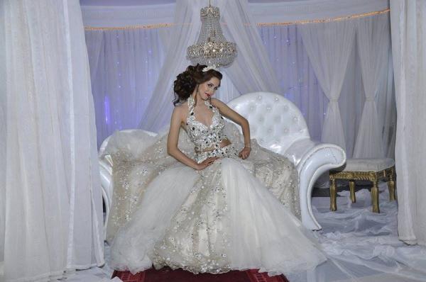 Janette Fashion - Robe de mariée - Tunis