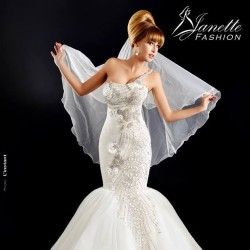 Janette Fashion-Robe de mariée-Tunis-6