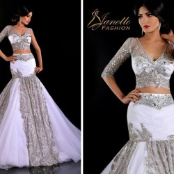 Janette Fashion-Robe de mariée-Tunis-5