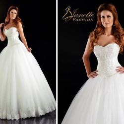 Janette Fashion-Robe de mariée-Tunis-2