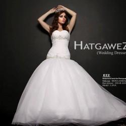 حتجوز لفساتين الافراح-فستان الزفاف-القاهرة-3