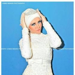 حتجوز لفساتين الافراح-فستان الزفاف-القاهرة-2