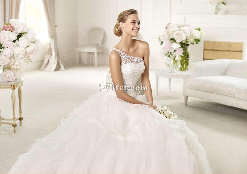 Charme Blanc Leila Lajmi - Robe de mariée - Tunis