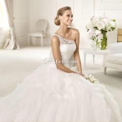Charme Blanc Leila Lajmi-Robe de mariée-Tunis-1