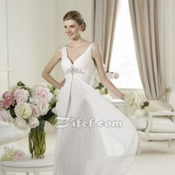 Charme Blanc Leila Lajmi-Robe de mariée-Tunis-2