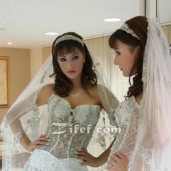 Charme Blanc Leila Lajmi-Robe de mariée-Tunis-6