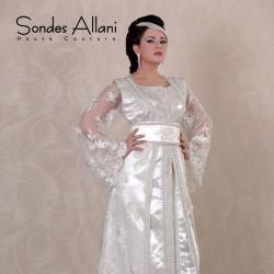 سندس علني-فستان الزفاف-مدينة تونس-5