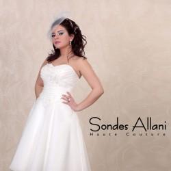 سندس علني-فستان الزفاف-مدينة تونس-6